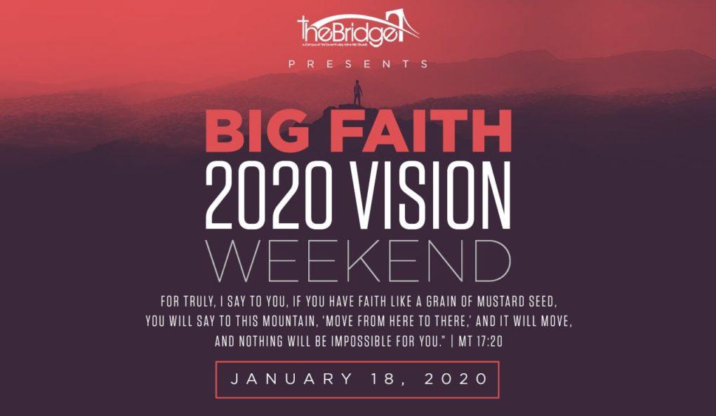 2020 Vision Weekend