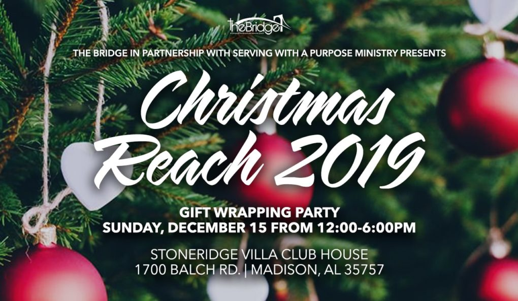 Christmas Reach 2019
