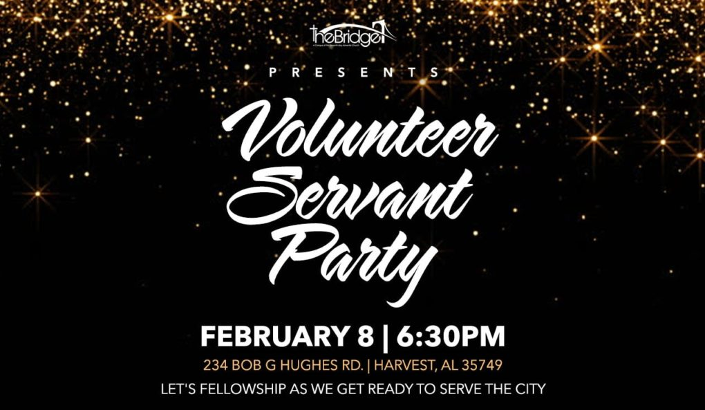 Volunteer Servant Party