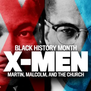 X-Men Martin Malcolm & the Church Part 2 – We Can Get Up